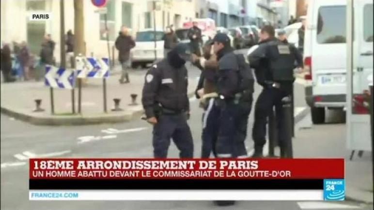 Arrestation – Paris