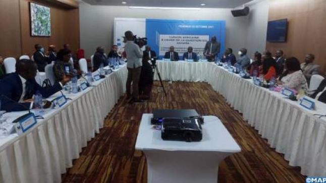 RDC: D'éminentes personnalités africaines soulignent le caractère «illicite, anachronique et injustifié» de la présence de la pseudo «rasd» au sein de l'UA