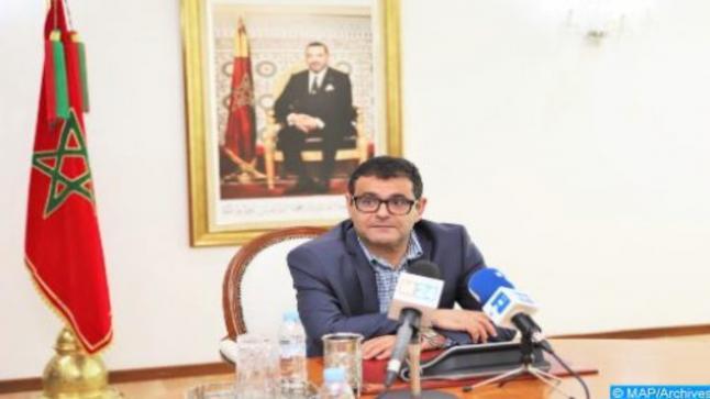 L'organisation de la conférence de soutien à la stabilité de la Libye cadre avec la vision du Maroc pour le règlement de cette crise (Fouad Yazough)