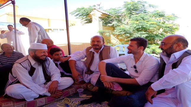 Maroc et Algérie, un tandem pour ramener la paix en Libye selon Jean-Louis Romanet Perroux