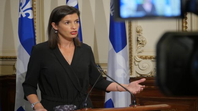 La CAQ maintient le suspense sur le tramway de Québec