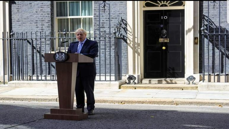 Boris Johnson attribue à l'Iran les attaques en Arabie saoudite