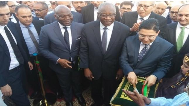 La république de Guinée a ouvert un consulat général à Dakhla