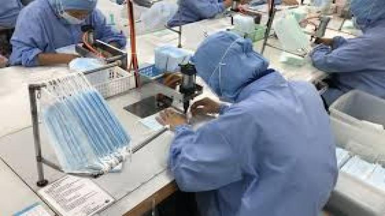 Covid-19 : Plus de 18 millions de masques de protection exportés à l'international